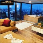 1 Bedroom Luxury Studio Penthouse For Rent Location Near Wednesday Market Girne North Cyprus (KKTC)