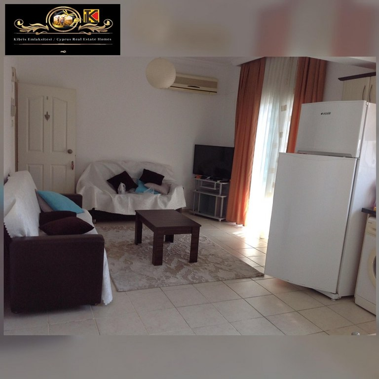 1 Bedroom Apartment For rent Location Behind Mr Pound Girne