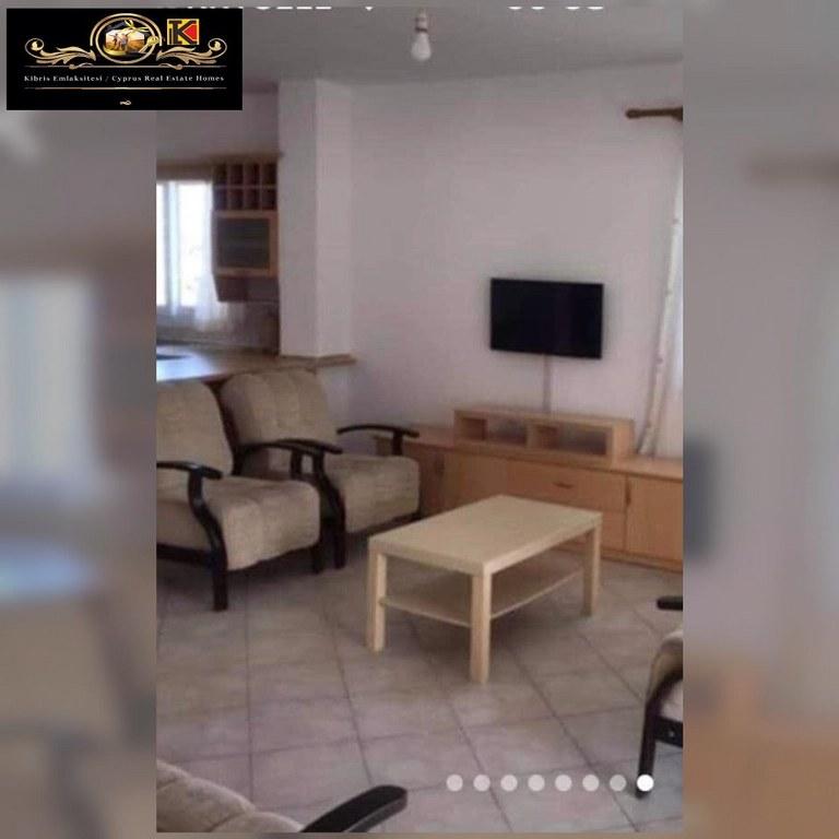 2 Bedroom Penthouse Apartment For Rent Location Behind Kar Market Girne
