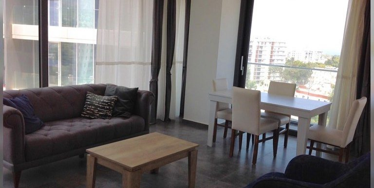 Luxury 2 Bedroom Apartment For Rent Location Girne (Communal Swimming Pool) North Cyprus (KKTC)