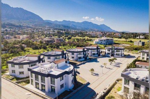 Adorable 1 Bedroom Apartment For Rent Location Karaoglanoglu Girne North Cyprus (KKTC)