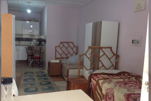 1 Bedroom Studio Apartment For Rent Location Behind Pia Bella Hotel Girne North Cyprus (KKTC)
