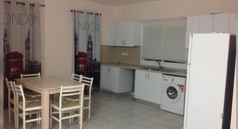 Nice 2 Bedroom Apartment For Rent Location Lapta ekmek firin Girne (Private garden) North Cyprus (KKTC)