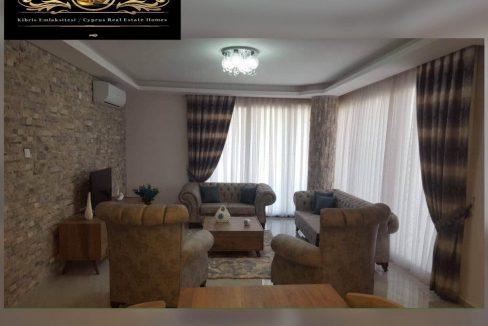 Elegant 3 Bedroom Apartment For Rent Location Behind Pasa Casino Diamond Park Girne North Cyprus (KKTC)