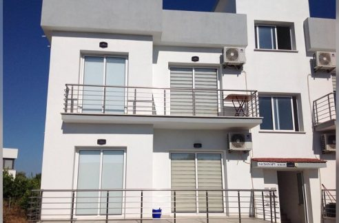 1 Bedroom Apartment For Rent Location Near Merit Hotels Alsancak Girne North Cyprus (KKTC)