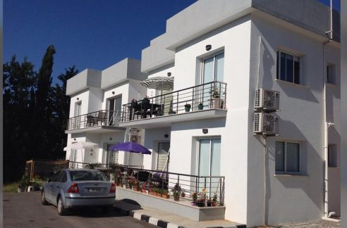 1 Bedroom Apartment For Rent Location Near Merit Hotels Alsancak Girne North Cyprus (KKTC)