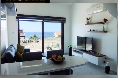 Magnificent 1 Bedroom Penthouse And Apartments For Sale Location Esentepe Girne North Cyprus (KKTC)