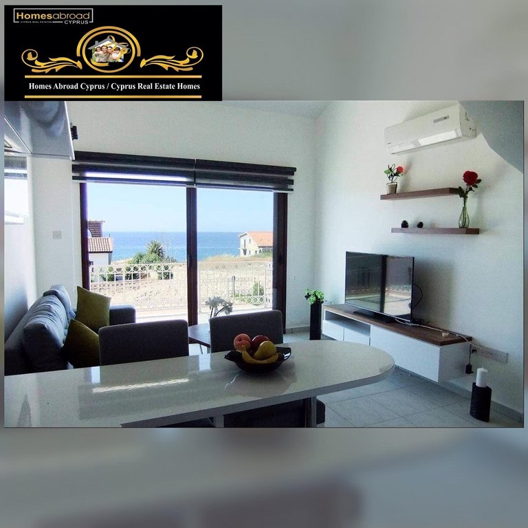 Magnificent 1 Bedroom Penthouse And Apartments For Sale Location Esentepe Girne North Cyprus (Waterside) with breathtaking/panoramic views