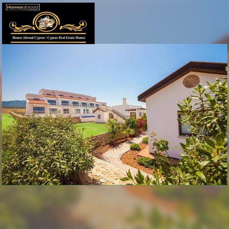 Magnificent 2 Bedroom Apartments For Sale Location Esentepe Girne North Cyprus (Waterside) with breathtaking/panoramic views