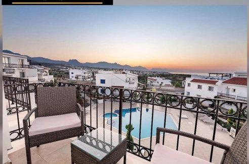 Nice 1 Bedroom Galleried For Sale Location Esentepe Girne North Cyprus (KKTC)