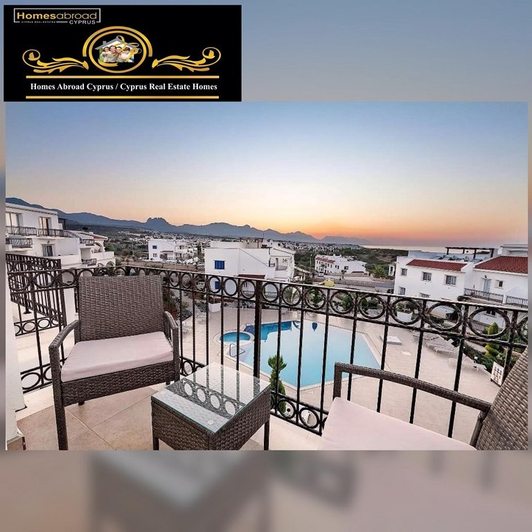 Nice 1 Bedroom Galleried For Sale Location Esentepe Girne North Cyprus (Sea Magic Park)