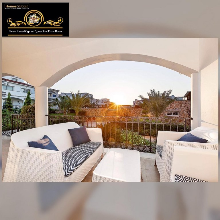 Nice 2 Bedroom Apartment For Sale Location Esentepe Girne North Cyprus (Sea Magic Park)