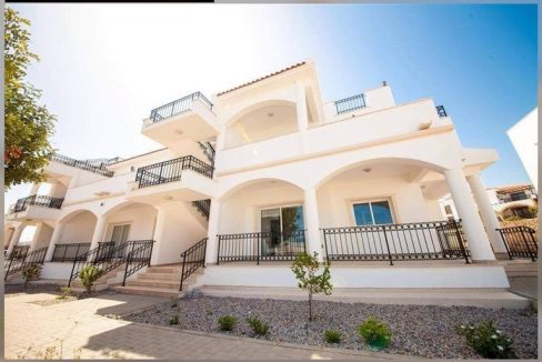 Nice 3 Bedroom Apartment For Sale Location Esentepe Girne North Cyprus (Sea Magic Park) KKTC