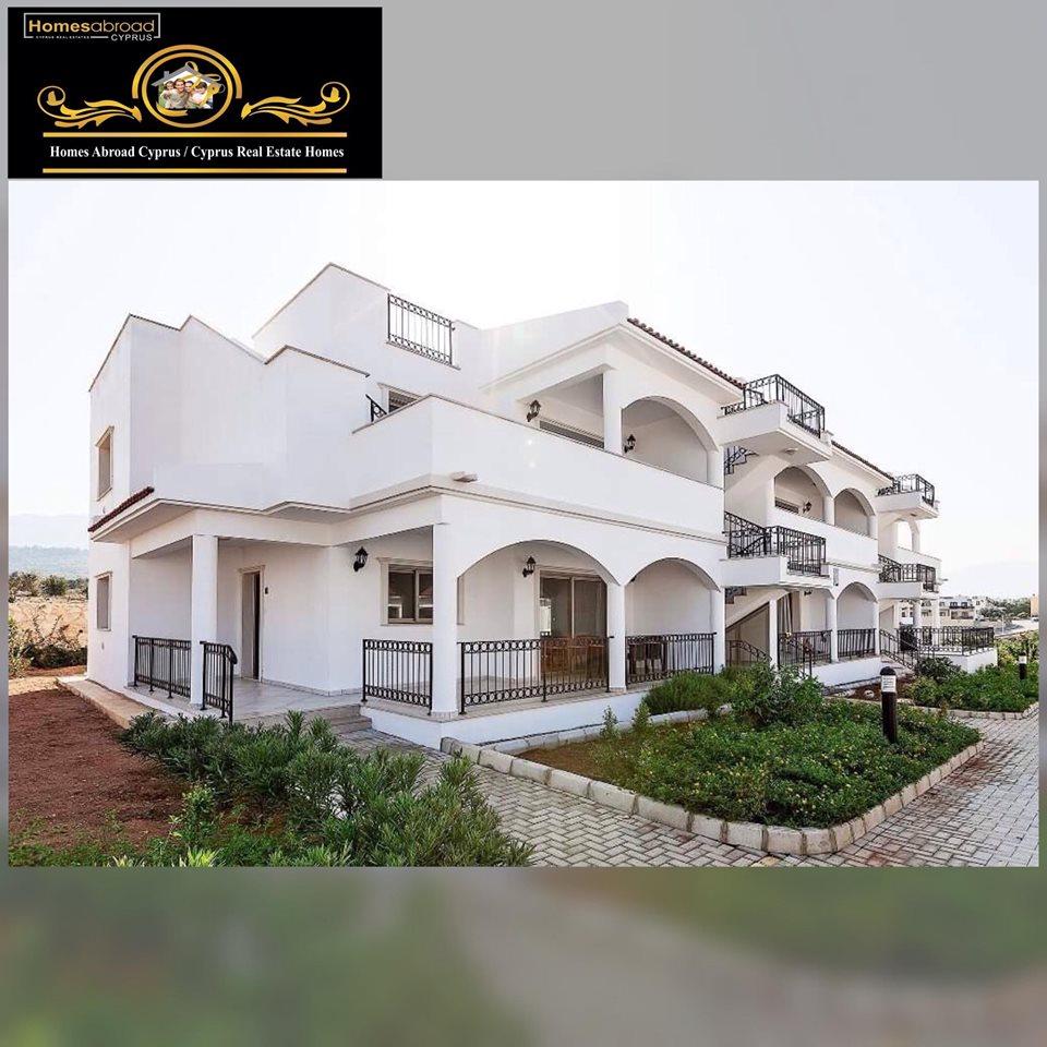 Adorable 3 Bedroom Apartment For Sale Location Esentepe Girne North Cyprus (Sea Magic Park Premium)