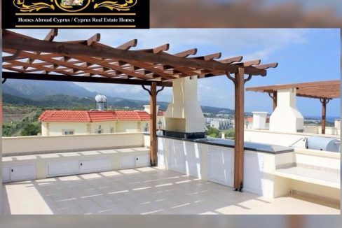 Nice 2 Bedroom Townhouses For Sale Location Bahceli Girne North Cyprus (KKTC)