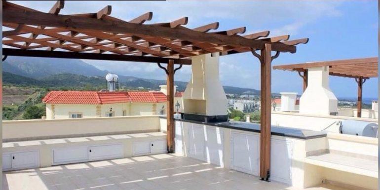 Nice 2 Bedroom Townhouses For Sale Location Bahceli Girne North Cyprus (KKTC)