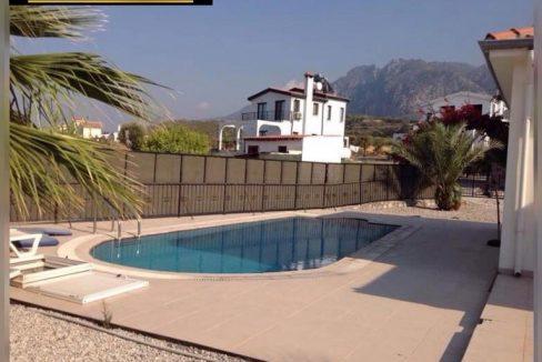 3 Bedroom Villa For Rent Location Alsancak Girne North Cyprus KKTC TRNC