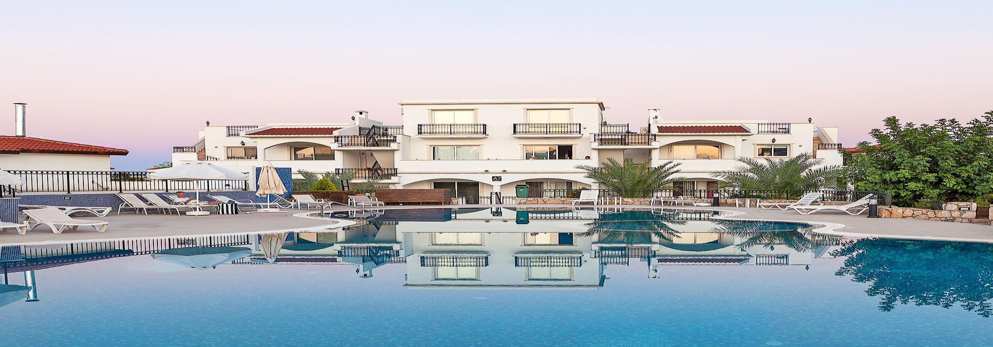 Elegant 2 Bedroom Apartment For Rent Location Esentepe Girne