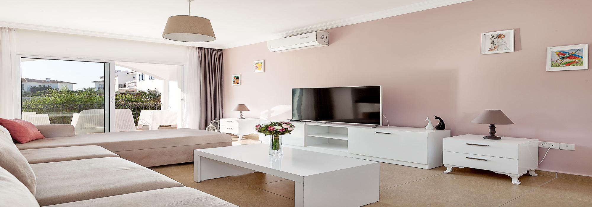 Elegant 3 Bedroom Apartment For Rent Location Esentepe Girne