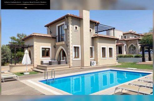Elegant 3 Bedroom Villa For Rent Location Esentepe Girne North Cyprus (KKTC)