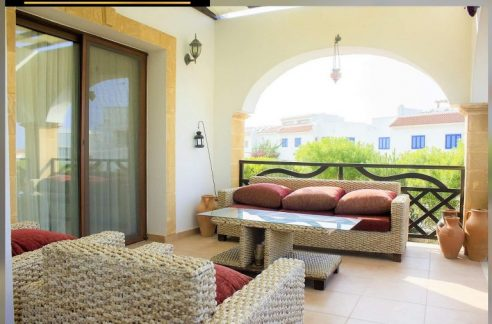 Charming 3 Bedroom Garden Apartment For Sale Location Esentepe Girne North Cyprus KKTC