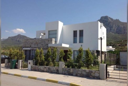 Adorable 4 Bedroom Villa For Sale Location Karmi Girne North Cyprus KKTC