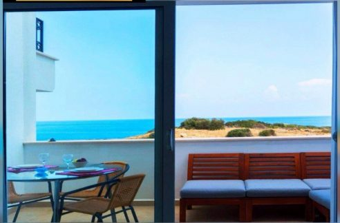 Beautiful Seafront 1 Bedroom Penthouse For Sale Location Esentepe, Kyrenia, North Cyprus KKTC