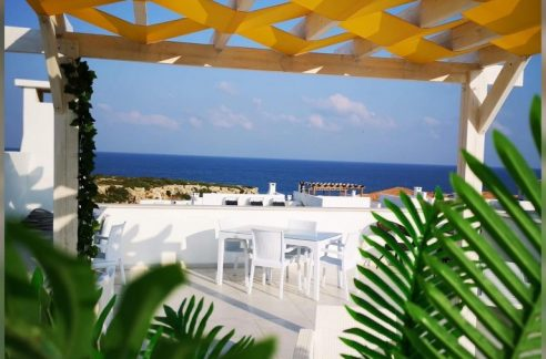 Magnificent 2 Bedroom Penthouse For Sale Location Esentepe, Kyrenia, North Cyprus KKTC