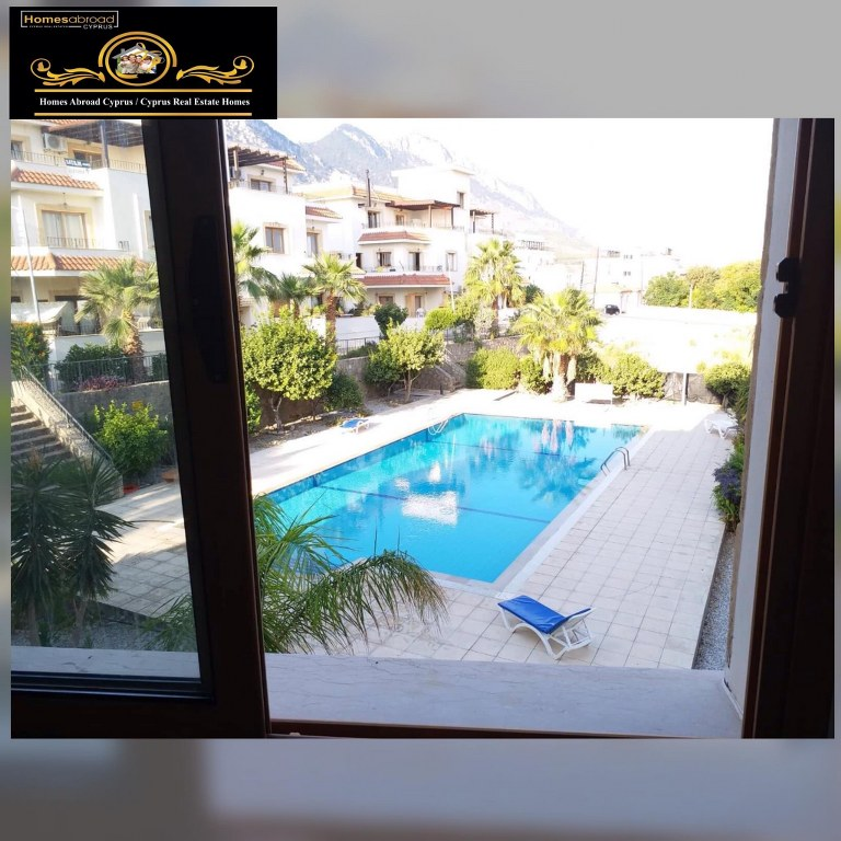 Nice 3 Bedroom Apartment For Sale Location Opposite Bakery Kardeşler Fırın Lapta Girne