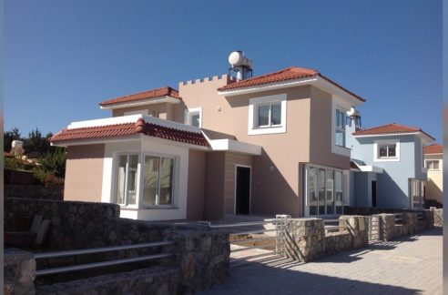 Brand-New Bright 3 Bedroom Villa For Sale Location Walking Distance From The Beach And Sea Walking Track Karsiyaka Girne North Cyprus KKTC