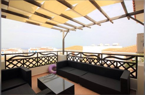 Adorable 2 Bedroom Penthouse For Sale Location Esentepe Girne North Cyprus KKTC