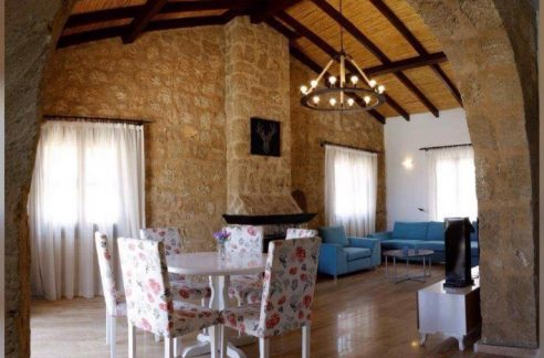 Nice Traditional style 3 Bedroom Stone Villa For Sale Location Esentepe, Kyrenia, North Cyprus KKTC