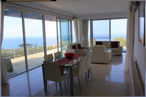 Desirable 3 Bedroom Villa With Breathtaking Panoramic Views Location Esentepe, Kyrenia North Cyprus KKTC