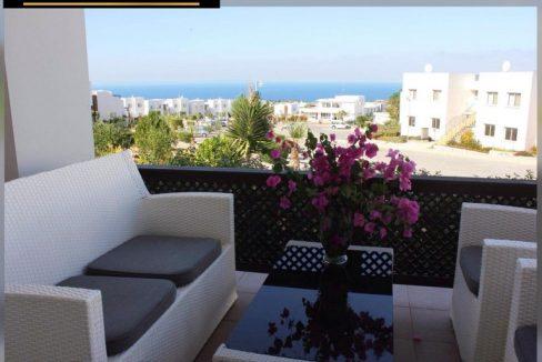 Charming 2 Bedroom Garden Apartment For Sale Location Sea Terra Reserve Tatlısu Kyrenia North Cyprus KKTC
