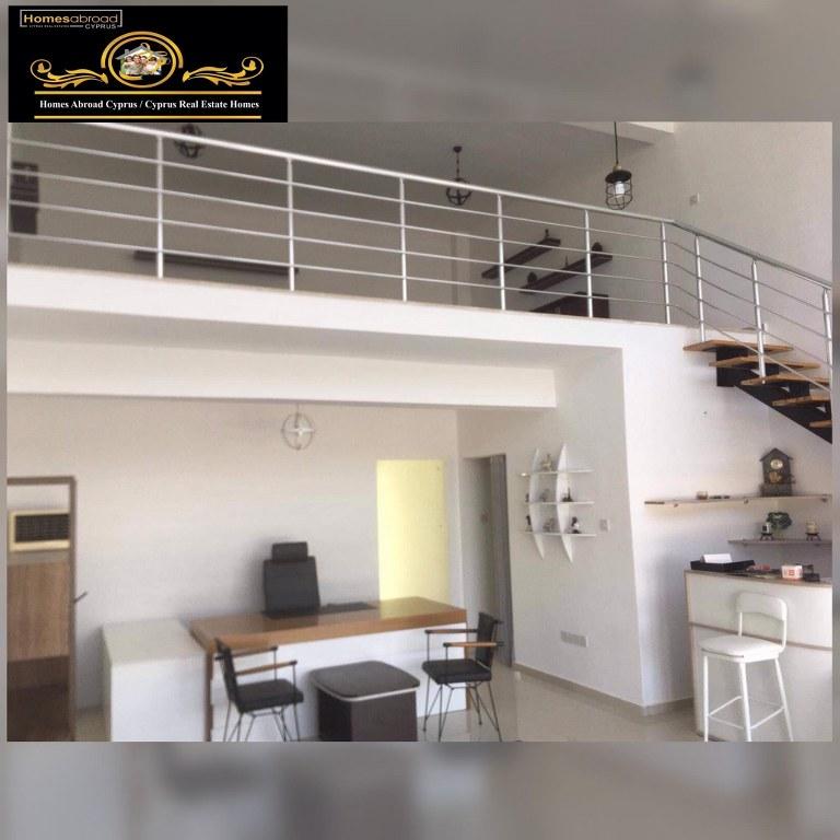 Great Business Opportunity Office For Rent Suitable For Any Kind Of Business Best Location Opposite  Açmenya Restaurant Alsancak Girne.