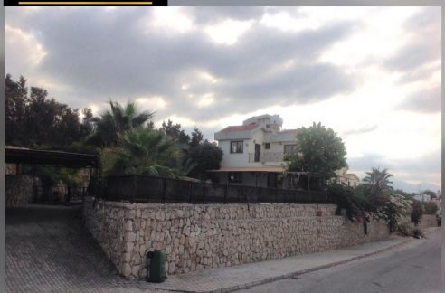 3 Bedroom Villa with breathtaking panoramic sea and mountain views Location Esentepe Village Kyrenia North Cyprus KKTC