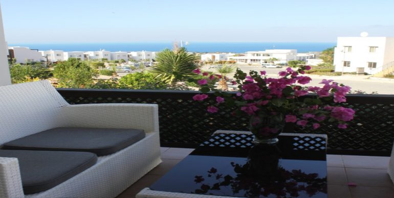 Charming 2 Bedroom Garden Apartment For Sale Location Sea Terra Reserve Tatlısu Kyrenia North Cyprus KKTC