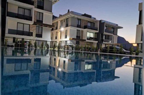 Nice 1 Bedroom Garden Apartment For Sale Location Lapta Girne North Cyprus KKTC