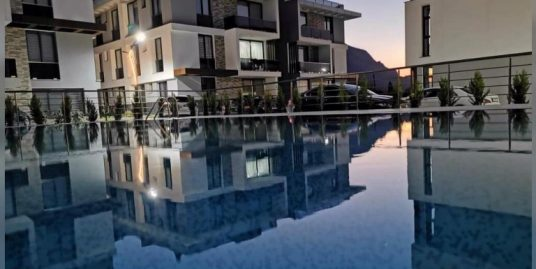 Nice 2 Bedroom Apartment For Sale Location Lapta Girne.