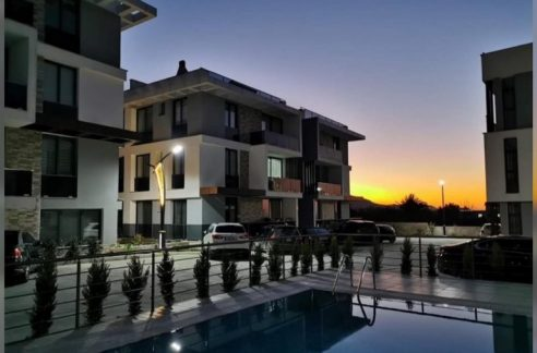 Nice 2 Bedroom Terrace And Garden Apartments For Sale Location Lapta Girne. North Cyprus KKTC