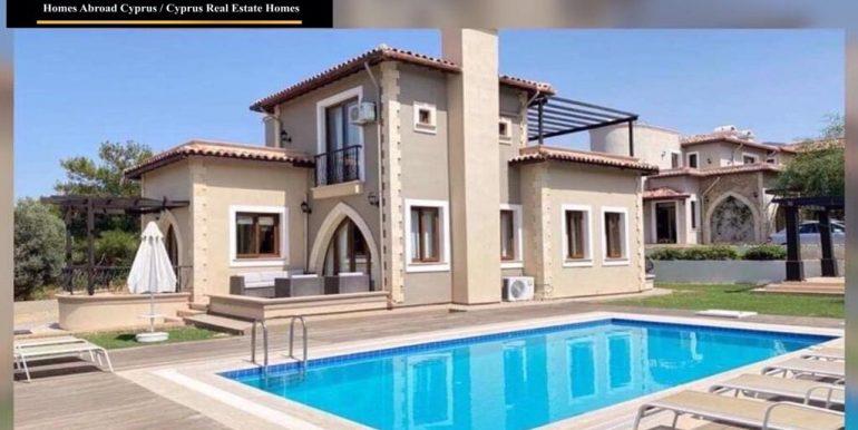 Elegant 3 Bedroom Villa For Rent Location Esentepe Girne North Cyprus KKTC TRNC