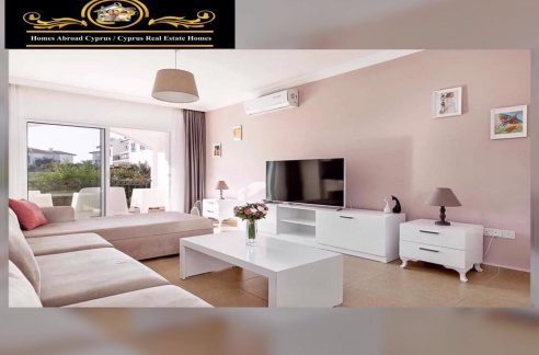 Elegant 3 Bedroom Apartment For Rent Location Esentepe Girne North Cyprus KKTC TRNC