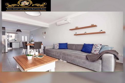 Elegant 2 Bedroom Apartment For Rent Location Esentepe Girne North Cyprus KKTC TRNC