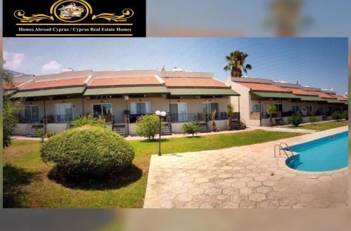 1 Bedroom Bungalows For Rent Location Near Cyprus Science University (Kibris Ilim Universitesi) Ozankoy Girne North Cyprus KKTC TRNC