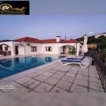 Nice 3 Bedroom Villa With Beautiful Sea And Mountain Views Location Yesiltepe Alsancak Girne (For Rent) North Cyprus KKTC TRNC