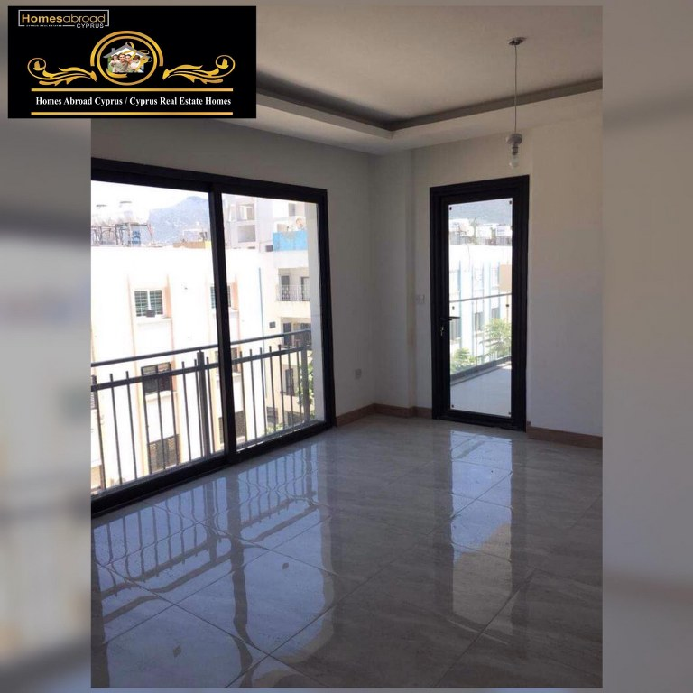 Brand New 2 Bedroom Furnished And Un furnished Apartment For Rent Location Near to Ogretmenevleri Center Girne
