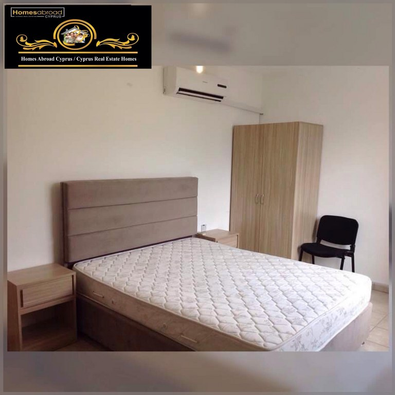1 Bedroom Studio Apartment For Rent Location Near to sulu cember Girne