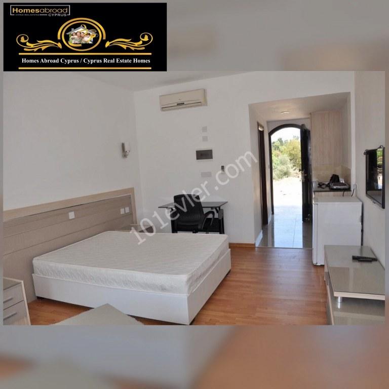 Studio Bungalow For Rent Location Near to GAU Karaoglanoglu Girne.