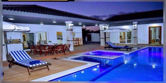 Looking For A Dream House? Elegant 4 Bedroom Villa For Rent Location Yesiltepe Alsancak Girne (live in luxury/style)