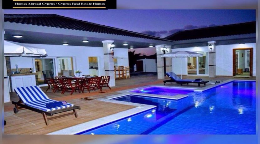 Looking For A Dream House? Elegant 4 Bedroom Villa For Rent Location Yesiltepe Girne (live in luxury/style) North Cyprus KKTC TRNC